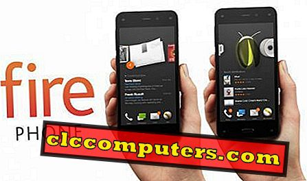 Top 7 skal se funktioner i Amazon Fire Phone
