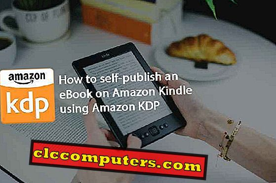 Komplett guide till Self-Publish eBook på Amazon Kindle