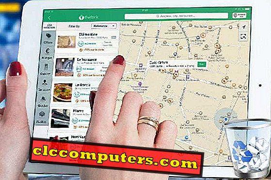 Πώς να διαγράψετε το Google Map και το ιστορικό Waze