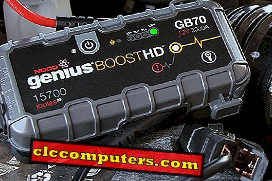 8 καλύτερες φορτιστές μπαταριών αυτοκινήτου & εκκινητές άλματος.
