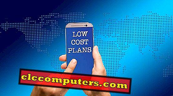 5 Евтини планове за мобилен телефон (Post Paid) в САЩ, които струват под $ 20.00