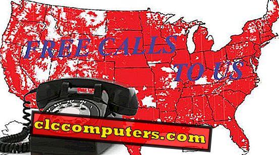 Cara Panggilan Telefon & Telefon Mudah Alih AS untuk Percuma Walaupun anda berada di Luar Negara