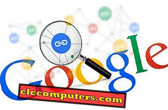 15 Най-добри разширени връзки и инструменти за търсене в Google