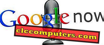 7 Най-добри функции на Google Now, които правят живота ви лесен.