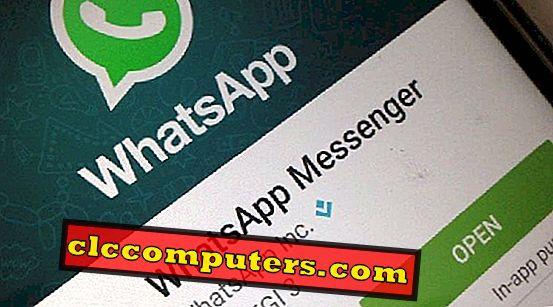 Beste 3 nye WhatsApp-funksjonene som du sannsynligvis savnet