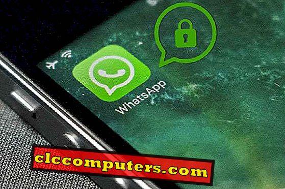 アプリなしでiPhone上でWhatsAppをロックする方法?