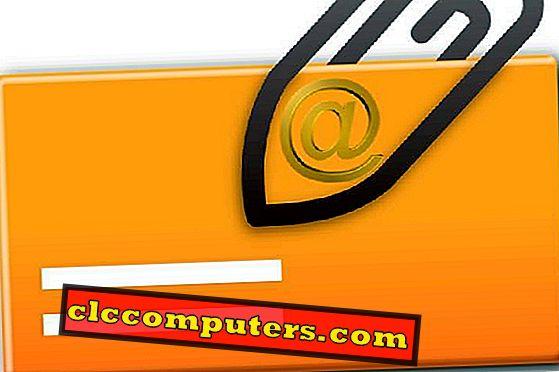¿Cómo enviar archivos adjuntos grandes con Gmail y Yahoo Mail?