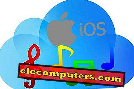 6 Volný iOS Apps pro streamování hudby z Cloudu v Offline