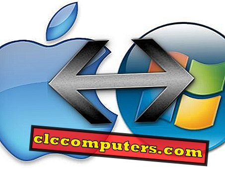 Melhores soluções para transferir arquivos entre o Windows e o Mac.
