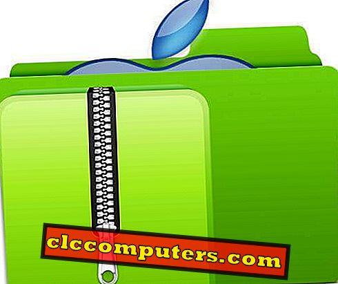7 Най-добри приложения за Mac за архивиране / архивиране на файлове с парола.