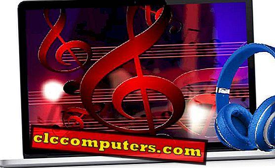 Najlepšie 7 Free MAC prehrávače hudby nahradiť iTunes