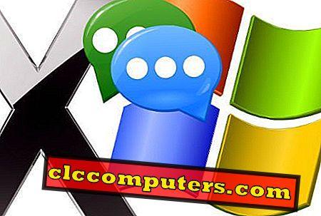 5 meilleures applications pour discuter entre MAC et PC