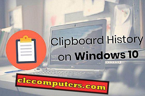 Comment accéder à l'historique du Presse-papiers sur Windows 10?