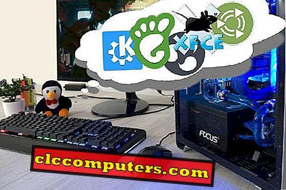 अपने अनुभव को समृद्ध करने के लिए 7 सर्वश्रेष्ठ लिनक्स डेस्कटॉप वातावरण।