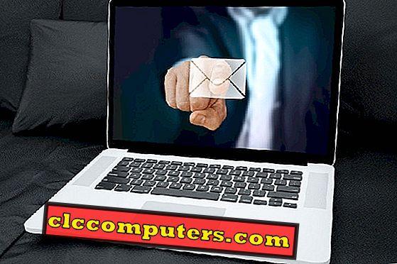 Hur hittar du en e-post avsändares plats?