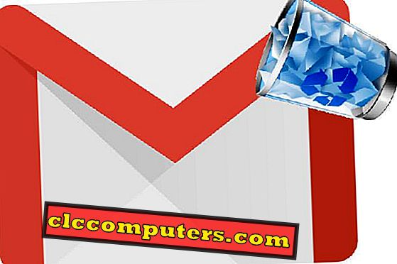 Como recuperar e-mails excluídos do Gmail?