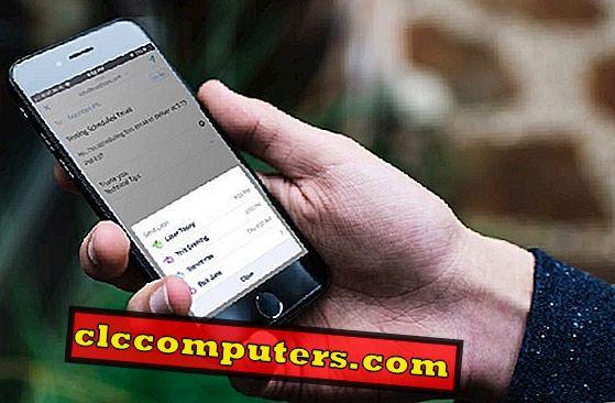 So planen Sie E-Mails auf dem iPhone für den späteren Versand