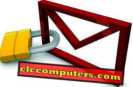4 Brezplačna spletna orodja za pošiljanje anonimne e-pošte.