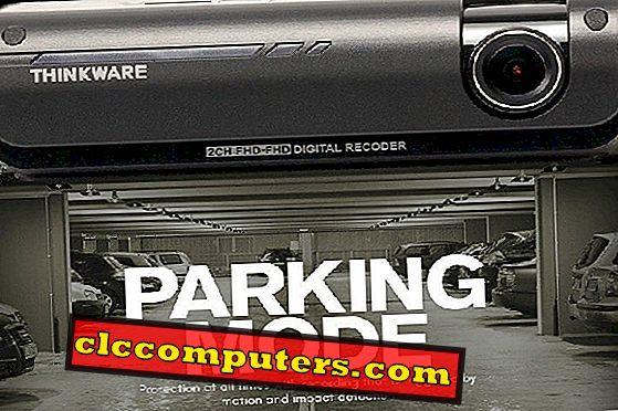 8 Bedste Parkeringsmodus Dash Cams til 24/7 Surveillance