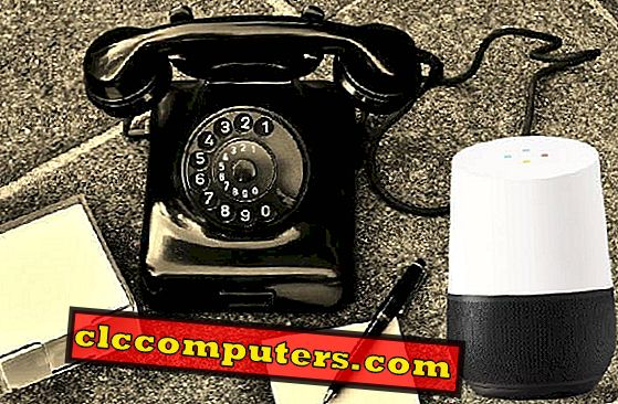 Comment passer des appels de Google Home aux numéros de contact Google