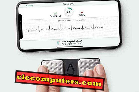 12 Кращих пристроїв моніторингу здоров'я для Android