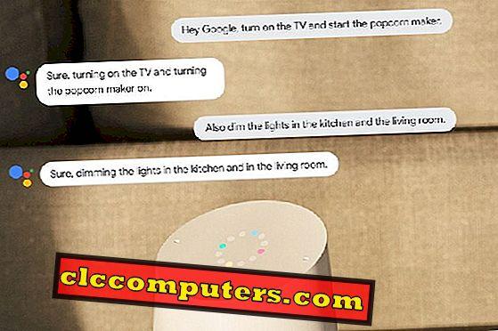 كيفية تمكين المحادثة المستمرة على جوجل هوم؟