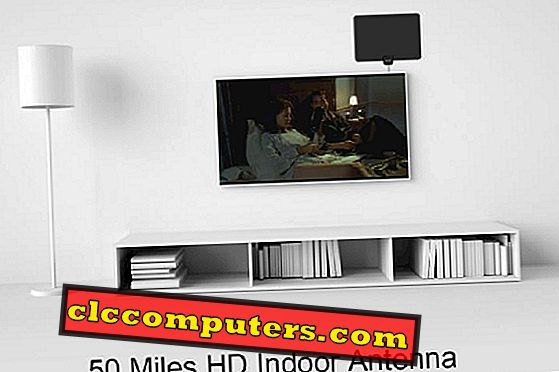Bedste indendørs tv-antenner til HD-kanaler