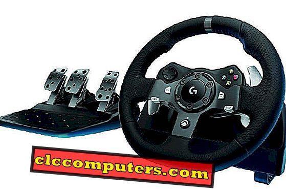 10 beste racinghjul til spillkonsoller