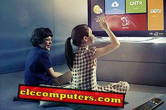 10 beste Android TV-fjernere med WiFi-tastatur og mustilkobling.