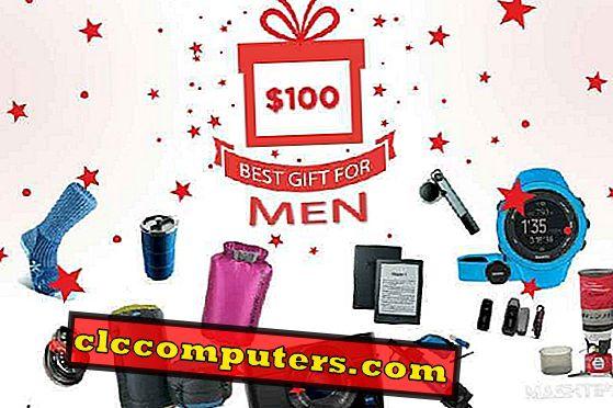 20 beste Geschenke für Männer unter 100 $