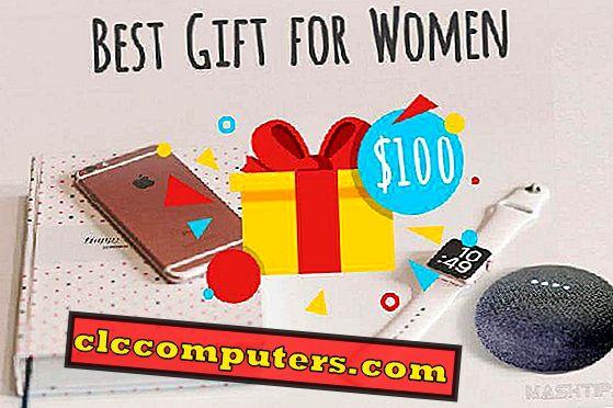 Los 20 mejores regalos para mujeres por menos de $ 100