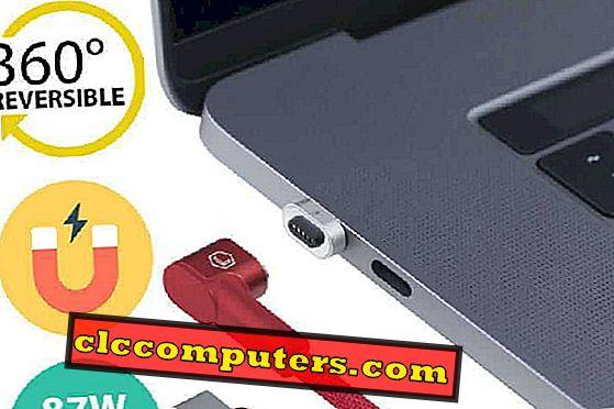 7 meilleurs adaptateurs USB-C magnétiques pour MacBook et Smartphones