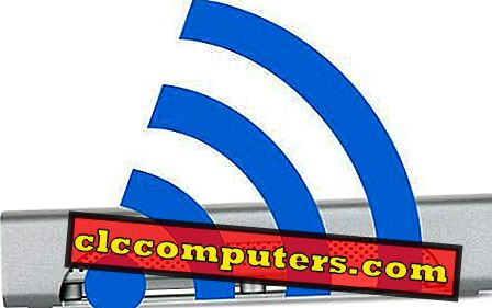 Sådan tilsluttes ekstern harddisk til hjemme netværk over WiFi uden pc?