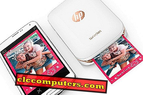 Beste tragbare Fotodrucker für iPhone und Android