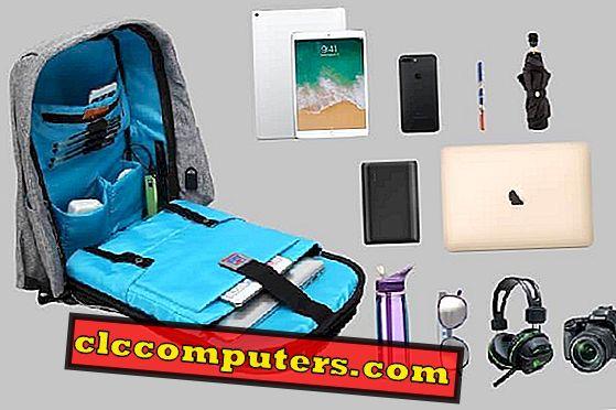10 melhores mochilas antifurto com carregador USB