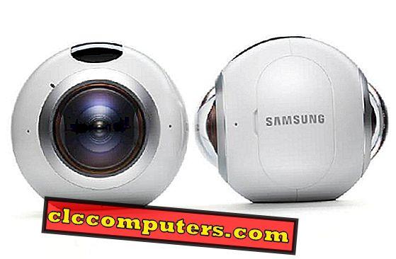 8 beste 360 VR videokamera med 4K videokvalitet