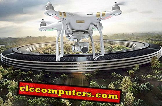 Meilleur appareil photo pour photographie aérienne et vidéographie