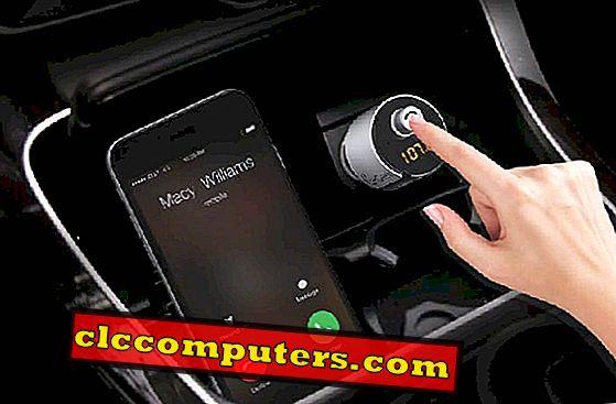 7 Nejlepší Bluetooth FM vysílač s USB pro audio systém