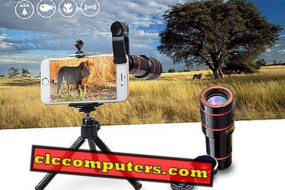 15 beste iPhone kameralinser for makro og telefoto