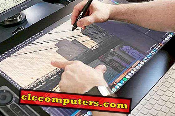 7 Najlepšie grafické tablety pre profesionálov a architektov.
