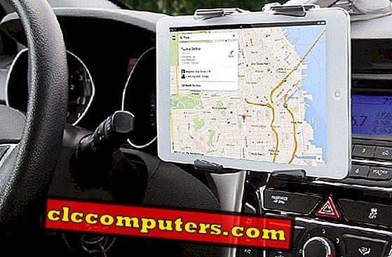 Пълно ръководство за конвертиране на iPad в самостоятелен GPS.
