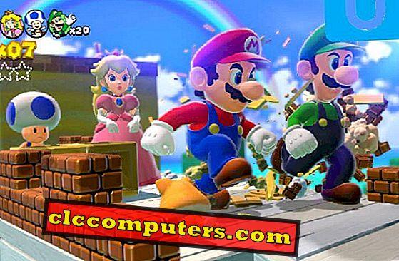 Nejlepší hry Wii U si můžete vychutnat po celou dobu