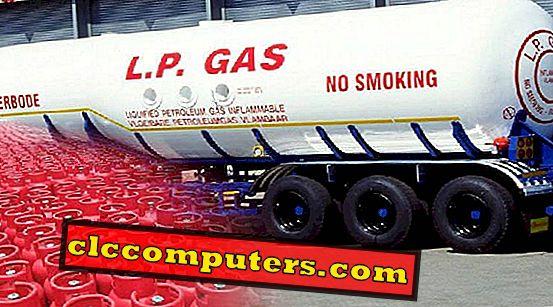 Nem at finde ud af din LPG Cylinder Booking Status Online