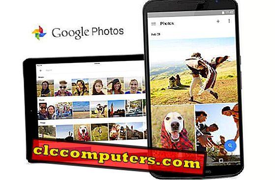 Så här delar du foton och lägger in album i Google Foton?