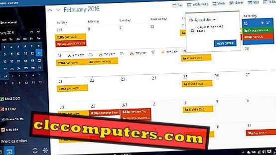 Comment ajouter un calendrier secondaire Google à Windows 8