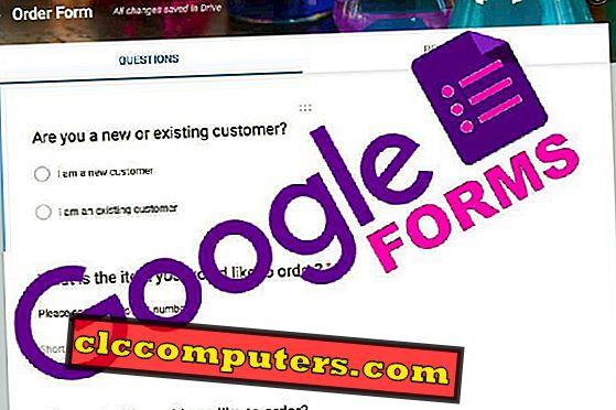 Hur skapar du Google Forms Online för ditt företag?