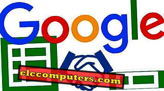 Så här delar du endast Specifikt ark / Enbart flik i Google-kalkylblad?