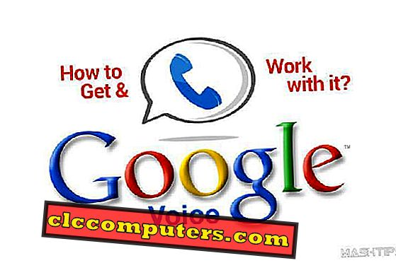 Google Voice: Guide til at få og arbejde med Google VoIP-service