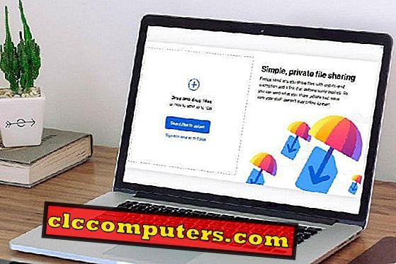 Neues Tool von Mozilla Lassen Sie Dateien mit Firefox Send senden