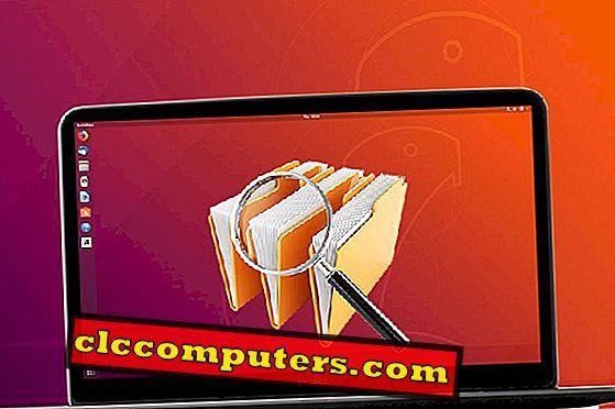 Как да възстановим изтритите файлове в Ubuntu Linux
